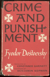 So what do we think of Crime and Punishment by Fyodor Dostoevsky?