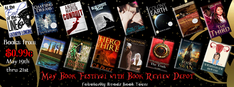 May #Book Festival (Book #Review Depot) Huge #giveaway