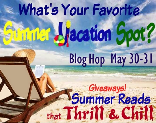 What's Your Favourite Summer Vacation Spot? #giveaway #amreading