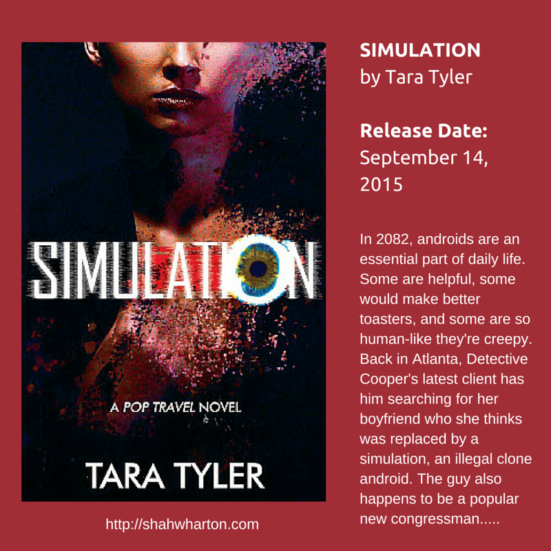 Author Interview with Tara Tyler & 'SIMULATION' #SciFi #SpecFic #YA