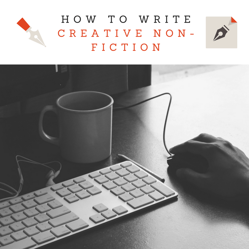 #AuthorToolboxBlogHop: How to write Creative Non-fiction
