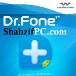 Wondershare Dr Fone 10.7.1 Crack + Serial Key Full Version