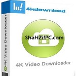 4K Video Downloader 4.13.3.3870 Crack Incl License Key [32/64Bit]