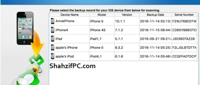 Iphone Backup Extractor Serial Key