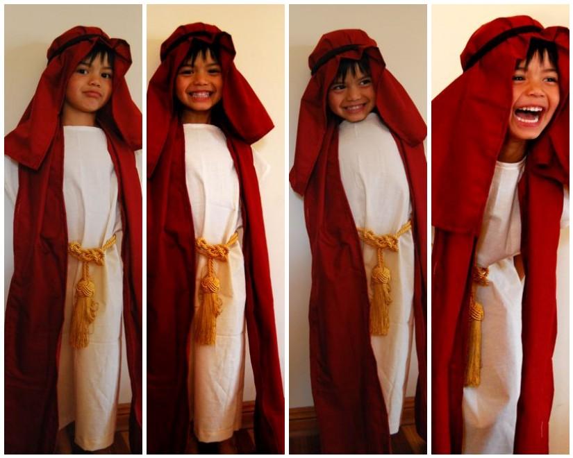 How To Make A Shepherd Costume