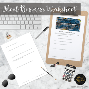 Ideal Business Worksheet