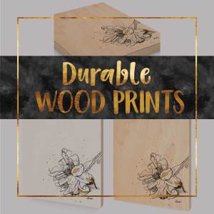 Durable Wood Prints