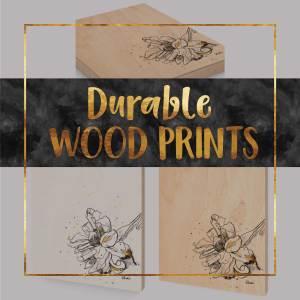 Durable Wood Prints