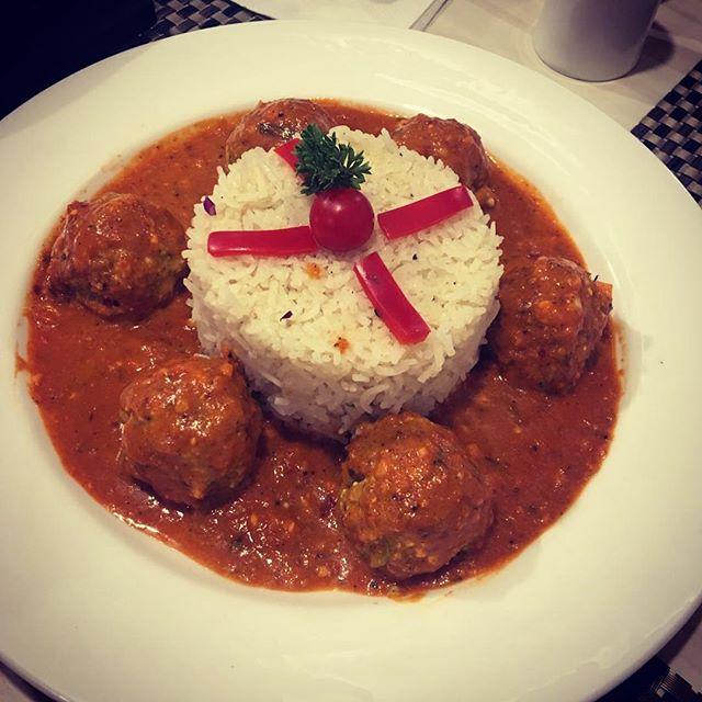 Vegetarian version of Syrian meat balls #dawoodbasha #foodie #food