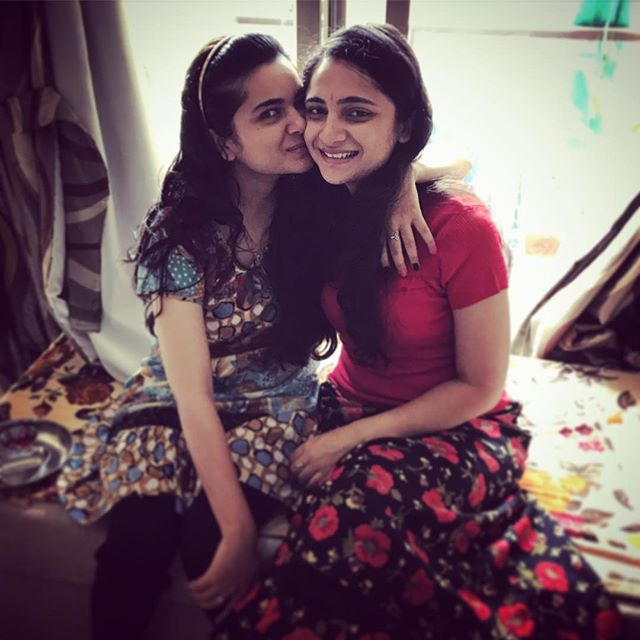 Rakshabandhan is not just about brother-sister bonds. It's about protecting your sibling. Even sisters. This love is always the most bumpy one with the maximum numbers of ups and downs and yet never fails! #sisters #bond #rakhi #indianculture #love #latepost