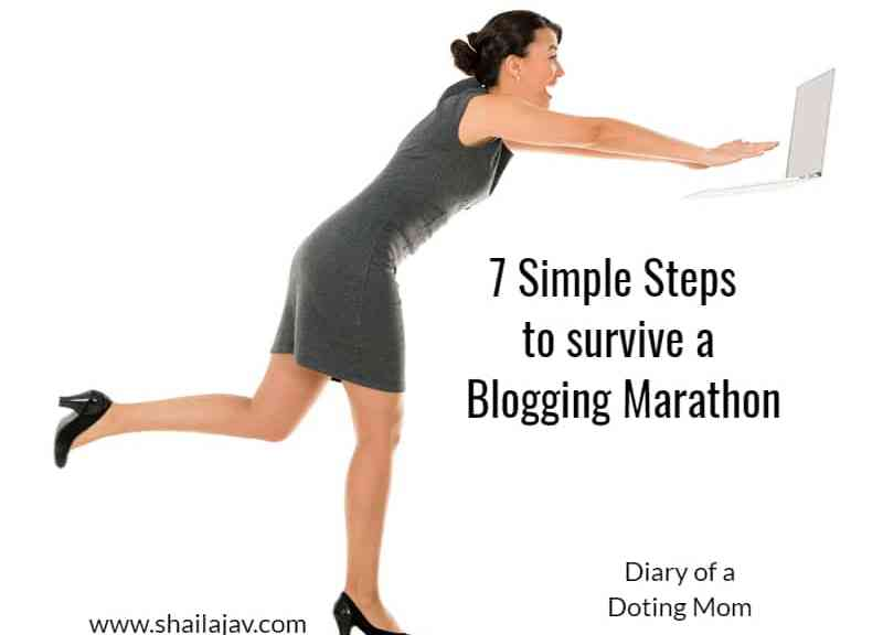 Have you thought about taking up a blogging marathon? Perhaps you want to push the limits and blog daily for 30 days? I have done it and all it takes is some smart planning, time management and dedication. Here are my 7 tips to help you complete any #blogging challenge.