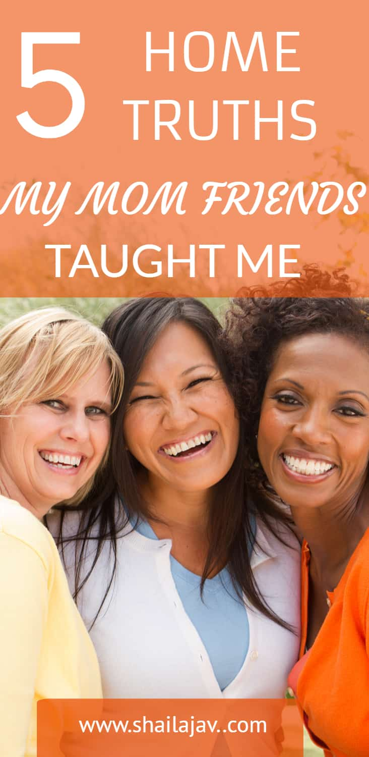 The mom friends you need