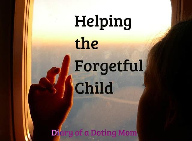 Forgetful child