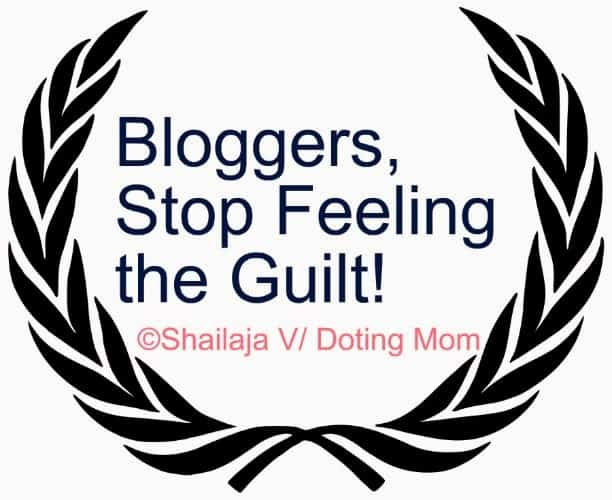 Bloggers can't do it all