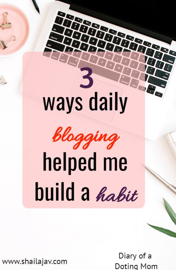 Daily blogging taught me that I can do something if I put my mind to it. More than willpower, it taught me that the sheer power of consistency is enough to make you good at something. Plan to #blog daily? My #BloggingTips will come in handy.