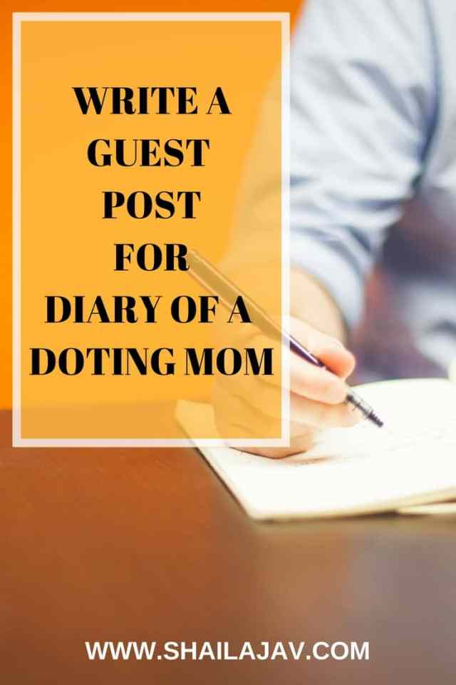 Keen to write a guest post on my blog? My blog covers topics related to parenting, positive parenting, blogging, social media strategy, mindfulness, relationships and gratitude, productivity. Check out details here and drop me a mail. #GuestPost #GuestBloggers #Opportunities #Writers #Bloggers