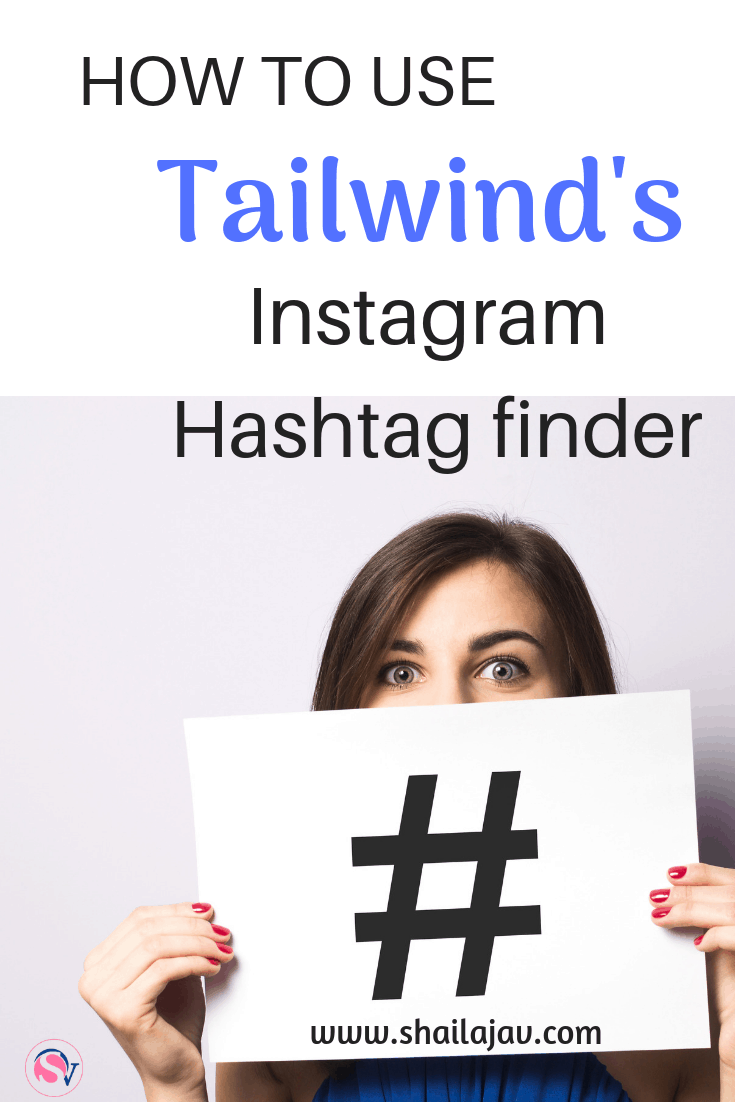 Wondering what hashtags to use on Instagram to improve your reach? As bloggers, it can be quite tough to figure this out. Tailwind's Instagram Hashtag finder tool takes the guesswork out of the process. Read my simple tutorial, complete with a video walk through to help you out.   #Instagram #Shailajav #Hashtags #SocialMedia #Bloggers