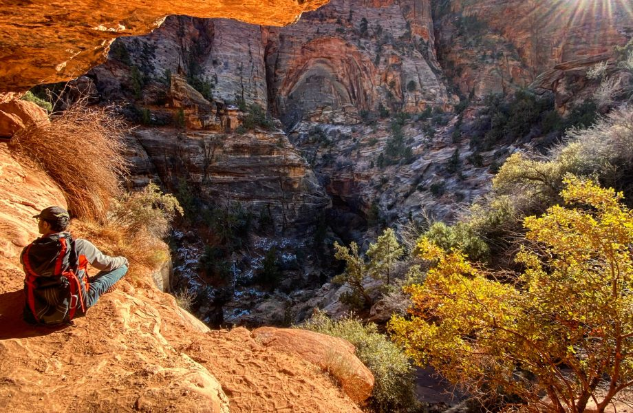 Canyon Trail overlook hike