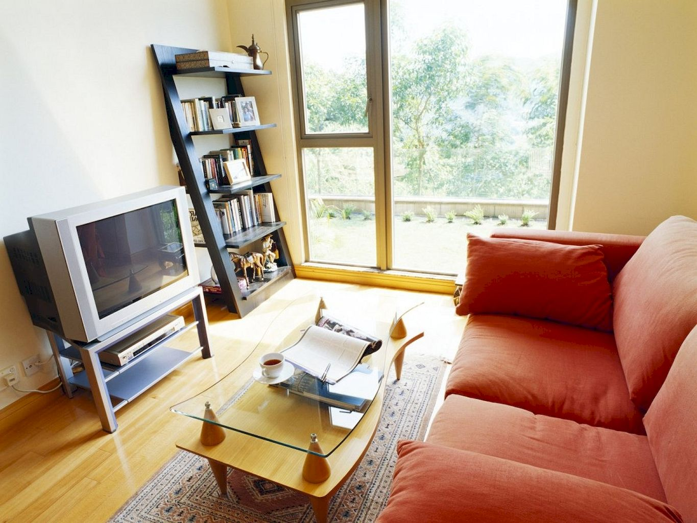 DIY Apartment Living Room Layout and Decor Part 6