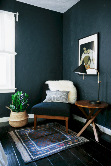 30 DIY Apartment Wall Color and Decoration - Get more Ideas in our gallery | #homedesign #homestyle #homedecor #apartmentinterior #apartmentcolor #apartmentinterioridea #apartmentdecoratingidea Part 16