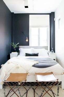 30 DIY Apartment Wall Color and Decoration - Get more Ideas in our gallery   #homedesign #homestyle #homedecor #apartmentinterior #apartmentcolor #apartmentinterioridea #apartmentdecoratingidea Part 30