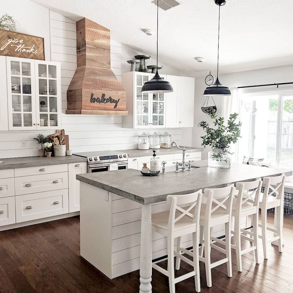 Farmhouse Kitchen Elements DIY project Part 7