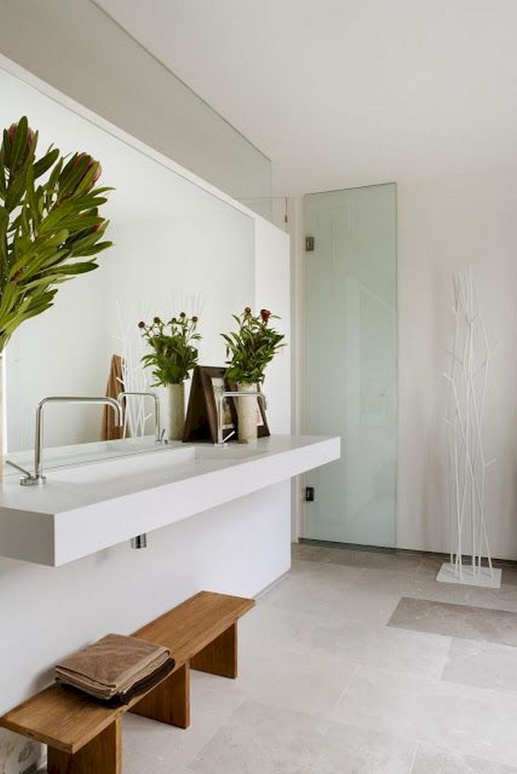Scandinavian Bathroom Ideas for DIY Remodel Part 30