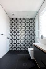 70+ Tiles Ideas for Small Bathroom - Get more Ideas in our gallery | #smallbathroom #bathroomdecoration #bathroomideas #bathroomtiles #bathroomdecor #homedecor (75)