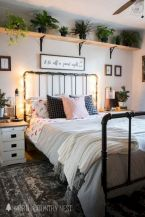 Simple tips for low budget bedroom makeover with classy curtain design and inspiring reading spot. Bedroom Makeover Idea Part 23