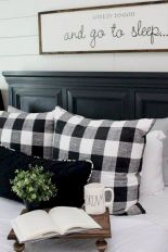 Simple tips for low budget bedroom makeover with classy curtain design and inspiring reading spot. Bedroom Makeover Idea Part 36