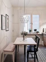 52 Beautiful Small Ideas On A Budget Dining Room (19)