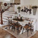 52 Beautiful Small Ideas On A Budget Dining Room (47)