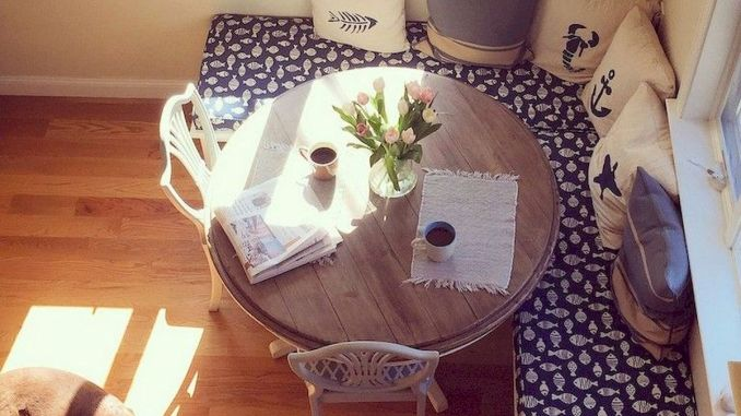 52 Beautiful Small Ideas On A Budget Dining Room (6)