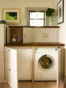 55 Best Small Laundry Room Photo Storage Ideas (17)