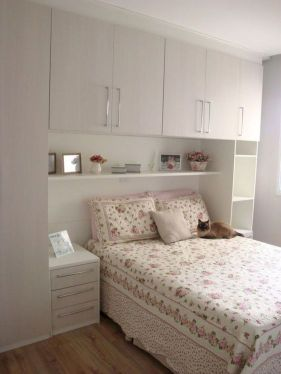 Awesome Small Bedroom Decorating Ideas On A Budget (8)