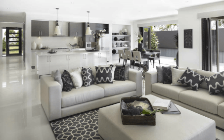 Best Living Room Design with Modern and Cozy Appeal Part 2