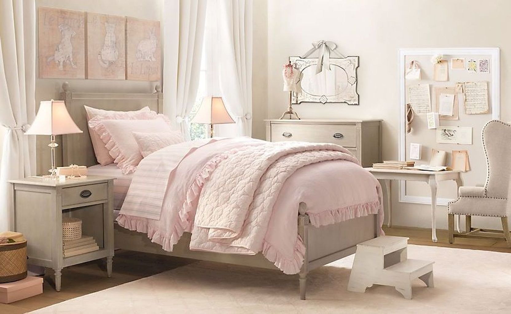Cozy Single Bedroom Concept for Teens and Singles Part 10