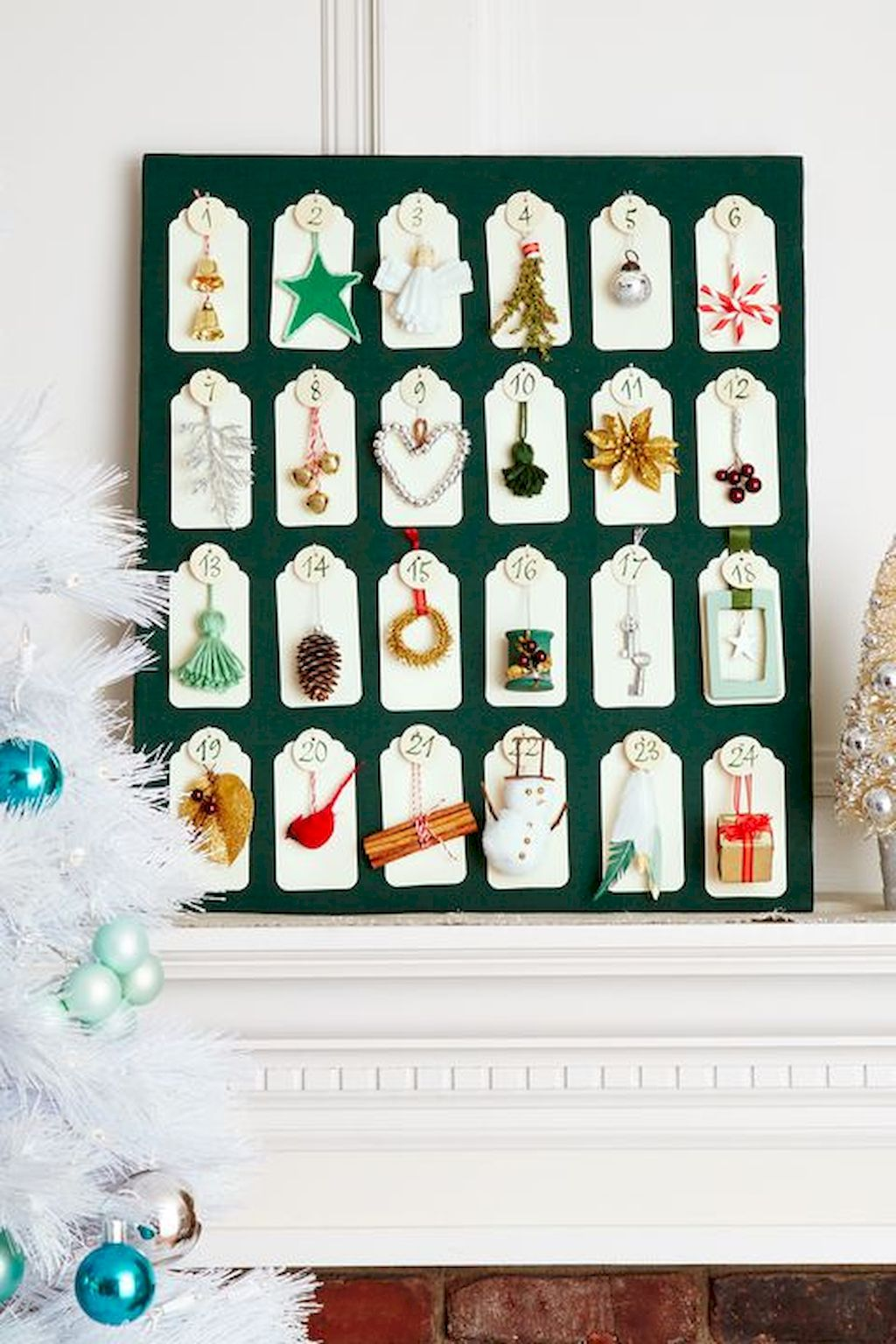 DIY Easy Christmas Decoration for Your Home (4)