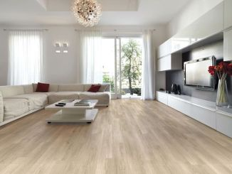 Inspiring Wooden Floor Ideas with Light Wood Tone Part 17