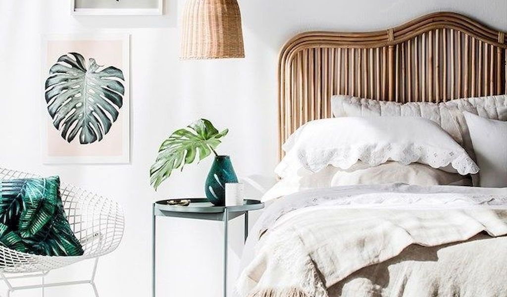 Minimalist Scandinavian Bedroom Concept in Maximum Brightness and Cleaness Part 34