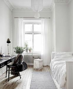On Budget Single Bedroom Designs with Ultra Comfort and Lively Vibes Part 25