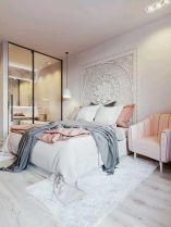 On Budget Single Bedroom Designs with Ultra Comfort and Lively Vibes Part 35