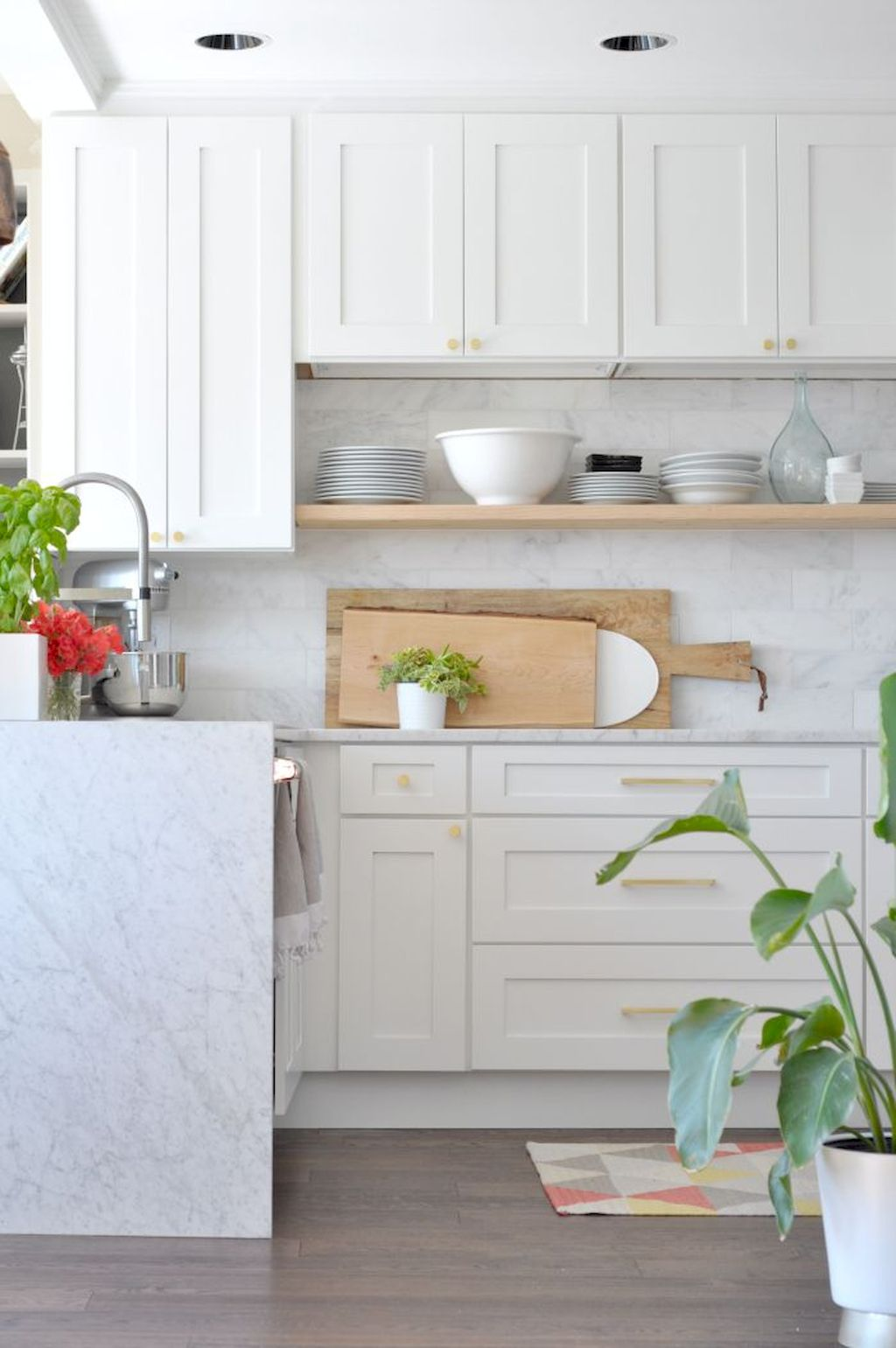 Simple Kitchen Design with Timeless Decorating Ideas Part 23