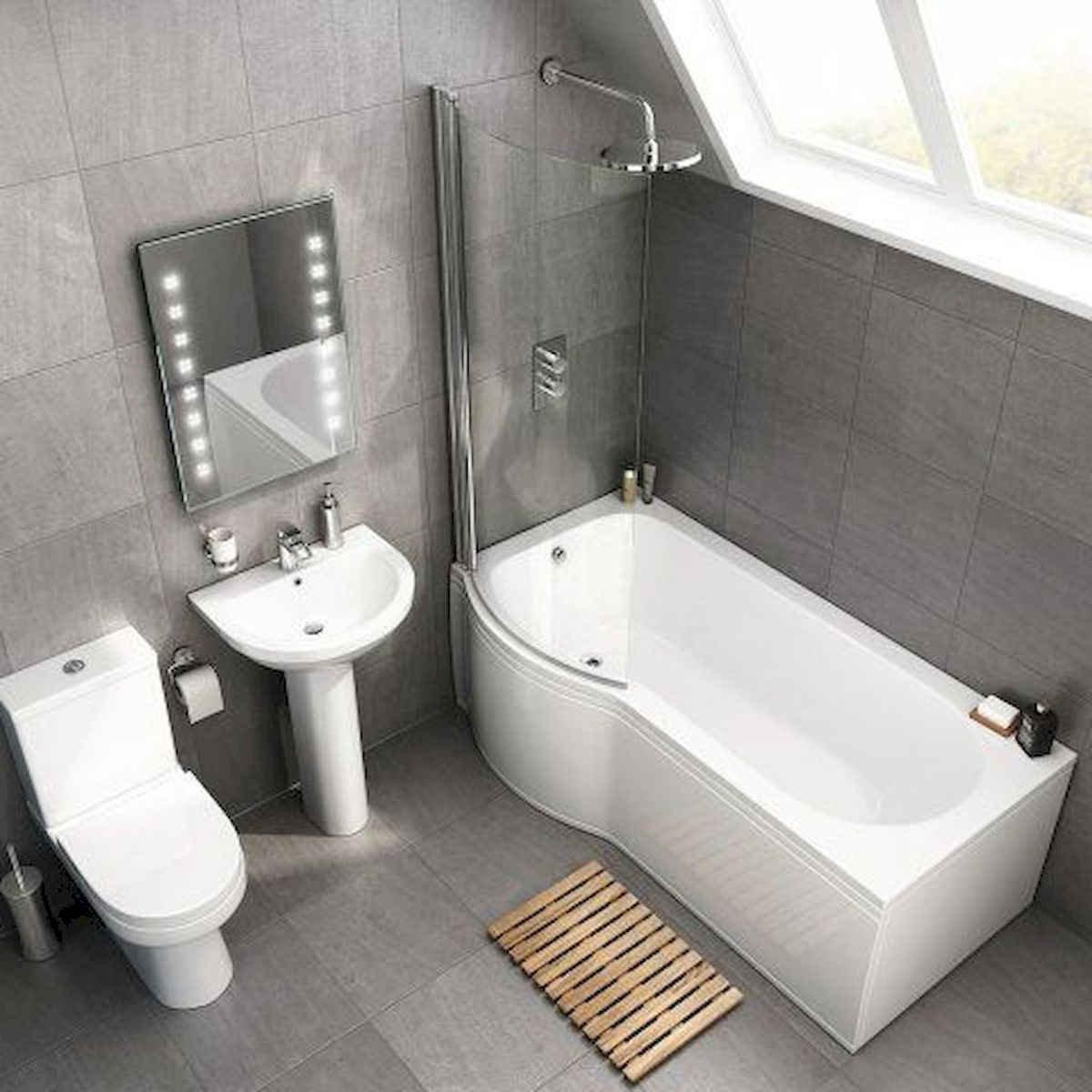 30 Stunning Small Bathroom Ideas On A Budget