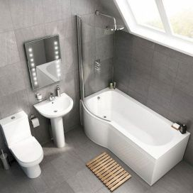 Stunning Small Bathroom Ideas On A Budget (19)