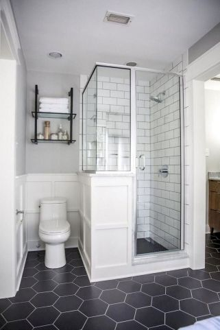 Stunning Small Bathroom Ideas On A Budget (29)