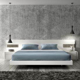 Top Ideas Modern Bedroom with Simple Platform and Minimalist Furniture Part 20