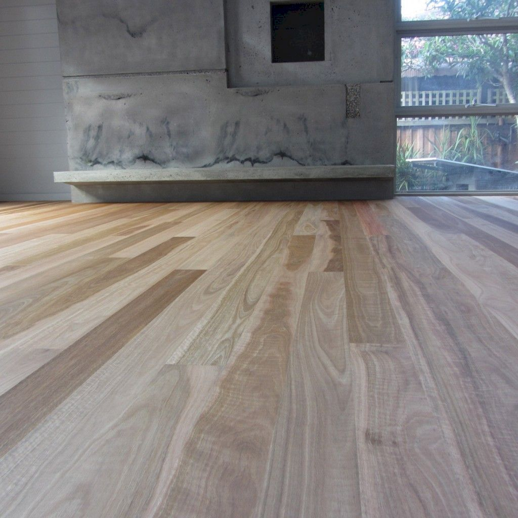 Top Ideas of Bright Tone Wooden Floor for Maximum Interior Look Part 21