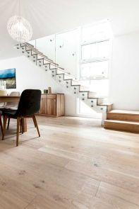 Top Ideas of Bright Tone Wooden Floor for Maximum Interior Look Part 32