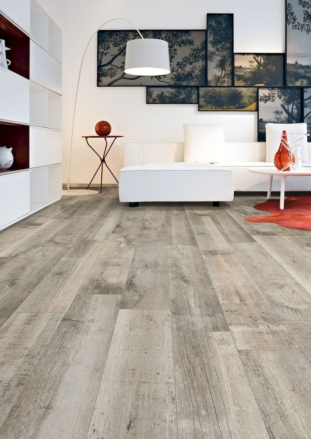 Top Ideas of Bright Tone Wooden Floor for Maximum Interior Look Part 40